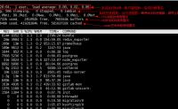 linux CPU使用率过高或负载过高的处理思路