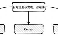 业界常用的服务注册与发现组件对比